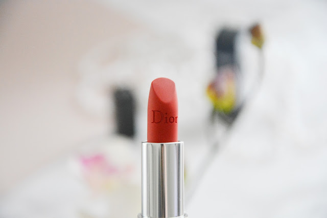 rouge dior 999
