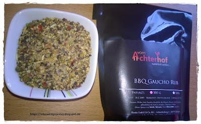 BBQ Gaucho Rub