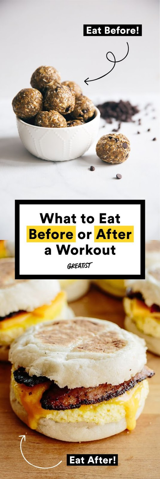 What to Eat Before a Workout: 50 Pre- and Post-Workout Snacks