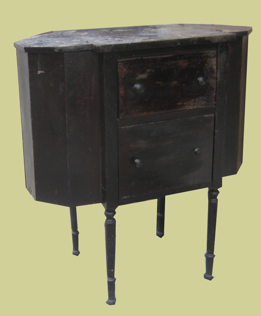 Free Pick Up Donations Furniture Uhuru Furniture & Collectibles: Betsy Ross Sewing Cabinet ...