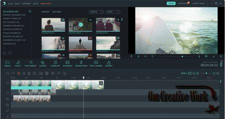 WonderShare Filmora 8.6.1.4 Full Version Free Download