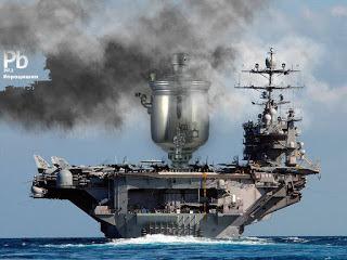 Тихий ужас: причина гибели Миг-29 из авианосца-драндулета