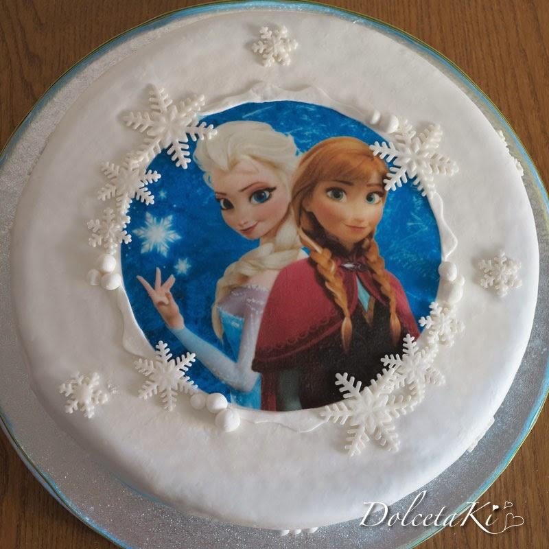 Dolcetaki Torta Frozen