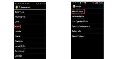 Introduction to engineering mode in android