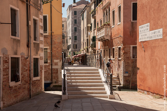 Venecia Ghetto visitar barrio viaje Italia