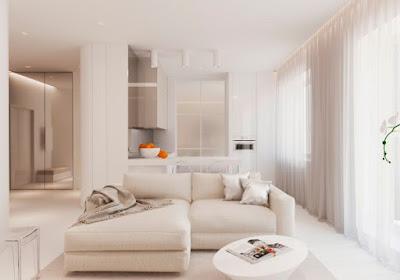 Design de Interiores de Apartamento Moderno