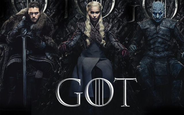 مسلسل Game of Thrones 2019