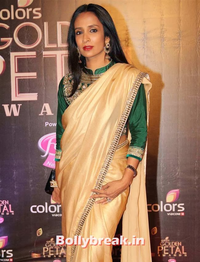 Suchitra Pillai, Colors Tv 3rd Golden Petal Awards