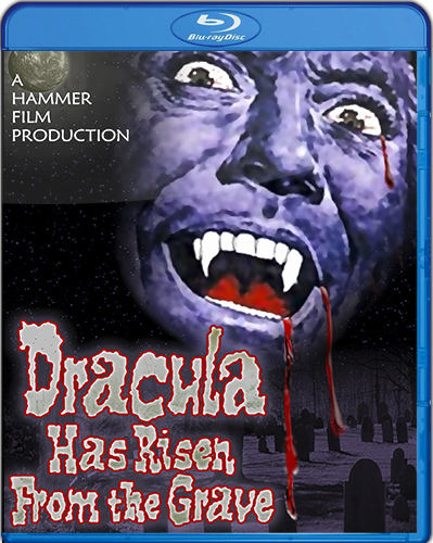 Dracula Has Risen from the Grave [1968] [BD25] [Latino – Castellano]