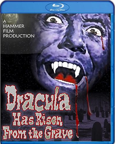 Dracula Has Risen from the Grave [1968] [BD25] [Latino – Castellano]