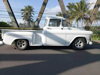 For Sale Chevy Pick Up Apache 1956