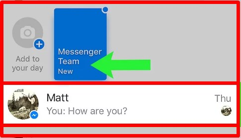 how to find archived messages on facebook messenger 2017
