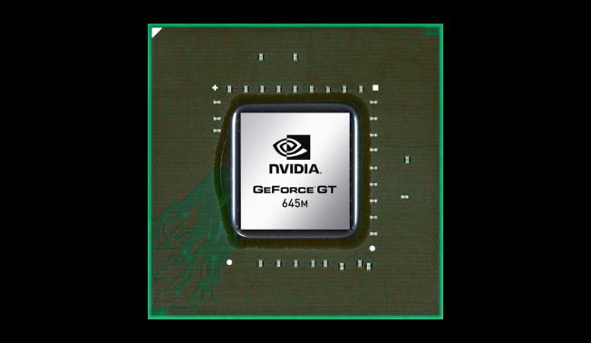 Nvidia GeForce GT 645M Driver Download