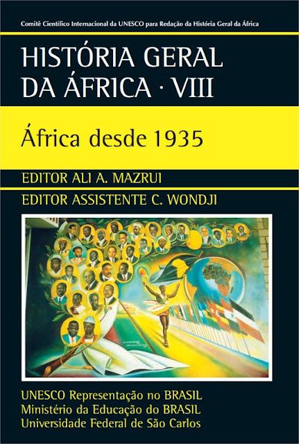África desde 1935 - Ali A. Mazrui