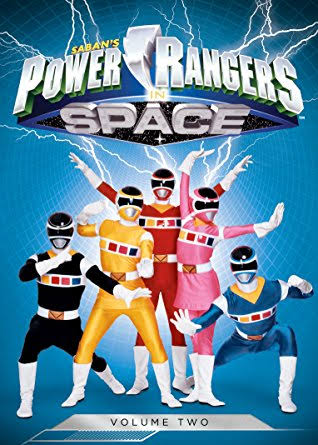 Power rangers space tamil full EPISODE