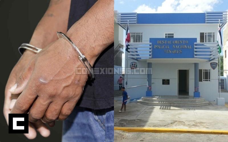 Apresan hombre de 27 años intentó violar a una doña de 82 en Tenares