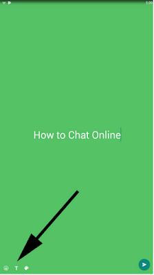 Mengubah Gaya / Style Font pada Status WhatsApp di Android dan iPhone, Begini caranya