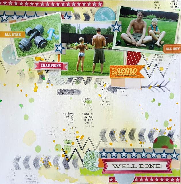 страничка про спорт