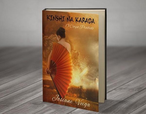 Resenha, livro, Kinshi-na-Karada, O-Corpo-Proibido, Josiane-Veiga, wattpad, segunda-guerra-mundial, japao, nazismo, homossexual