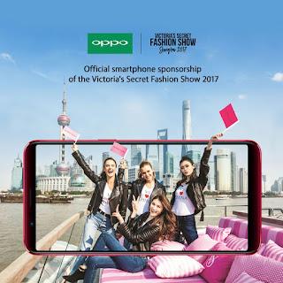 Oppo Sponsor Resmi Smartphone