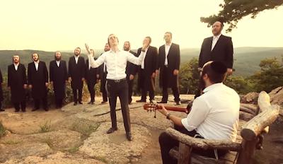 """""""Ain Od Milvado"""" esta emotiva, conmovedora melodía es una adaptación de la obra maestra grabada originalmente por Shlomy Shabat, que es conocido en Israel como """"Zamar HaNeshama"""", el cantante del alma."""