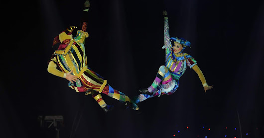 Jaw-dropping Moscow Circus performances at Puteri Harbour, Johor