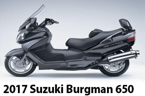 motorcycle sport 2017 suzuki burgman 650 abs new features. Black Bedroom Furniture Sets. Home Design Ideas