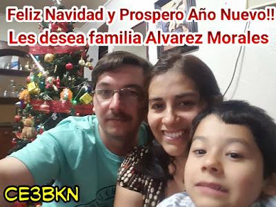Familia CE3BKN