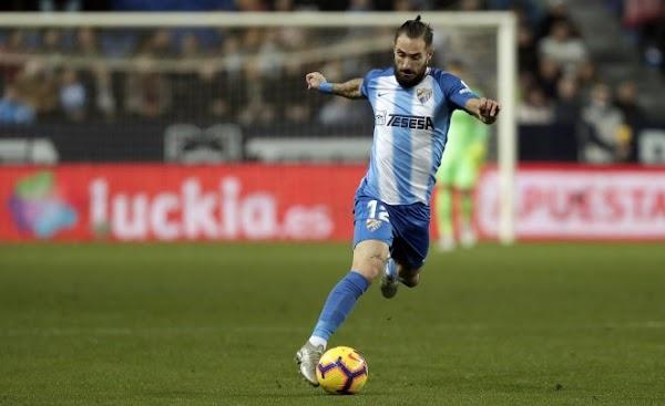 Málaga, Cifu es el jugador con más minutos de blanquiazul