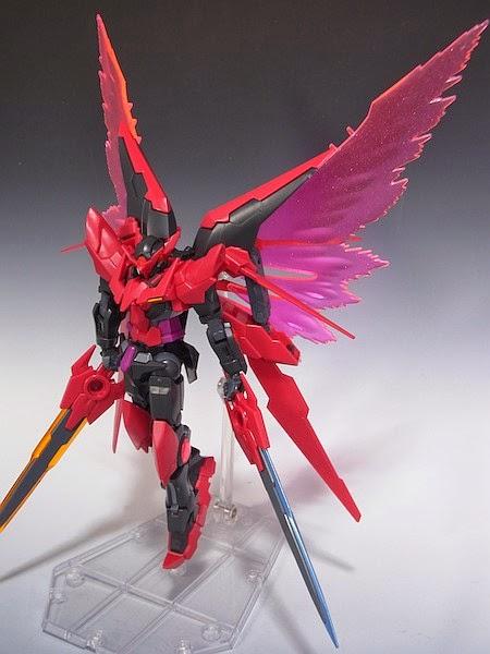 Gundam Guy Hgbf 1 144 Gundam Exia Dark Matter