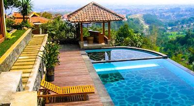 Hotel Murah Ada Kolam Renang di Bandung