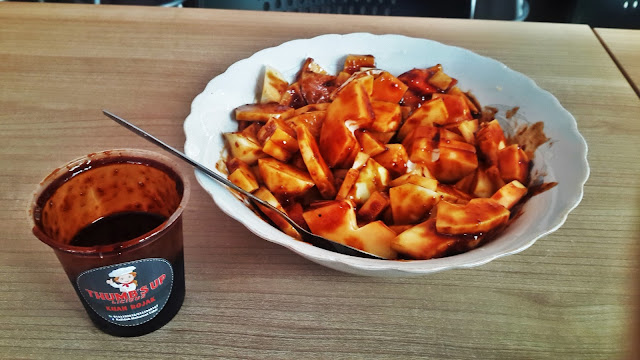 THUMB'S UP LICIOUS KUAH ROJAK: The Best Fruit Dressing Ever