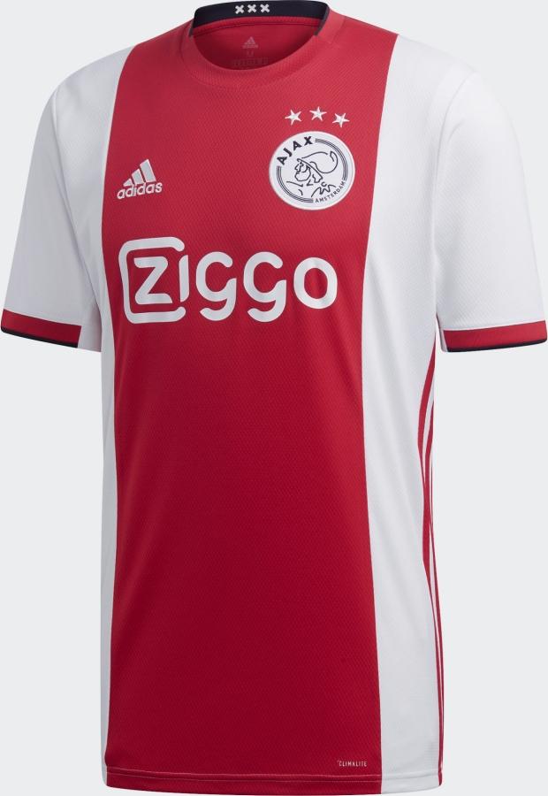 290bba2e7d Adidas divulga a nova camisa titular do Ajax - Show de Camisas