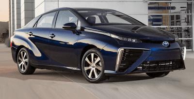 Toyota Mirai 2018 Prix, date de sortie, de conception et de changements Rumeurs - 2018 Toyota Mirai