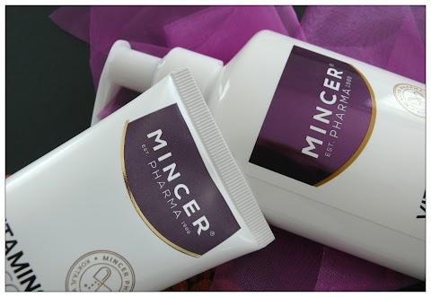Mincer Pharma, Vitamins Philosophy balsam i krem do rąk - recenzja