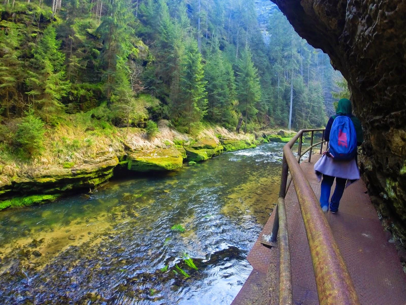 Most Beautiful Sights of Bohemian Switzerland, Czech