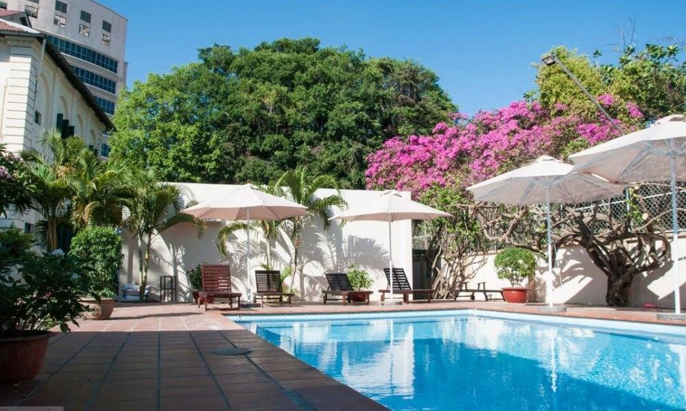 Top 10 homestay Vũng Tàu có hồ bơi, bể bơi cực đẹp gần biển