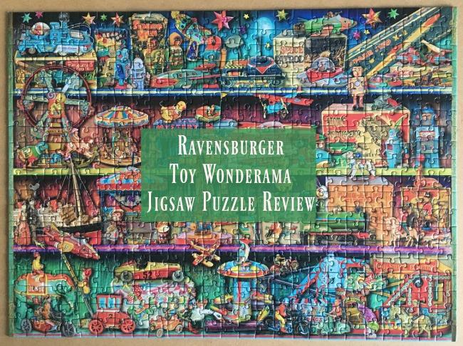 Ravensburger Toy Wonderama Jigsaw Puzzle - Review