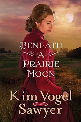 Heidi Reads... Beneath a Prairie Moon by Kim Vogel Sawyer