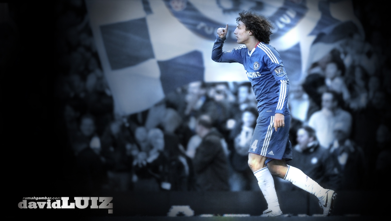 Wallpapers Hd For Mac: David Luiz Chelsea Wallpaper HD 2013