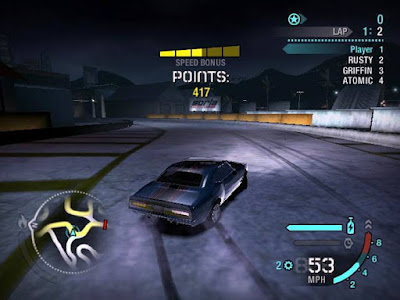 need for speed carbon download Ending