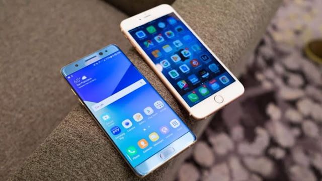 Samsung-Galaxy-Note-8-vs-iPhone