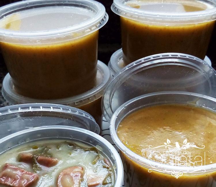 Faça e Venda Sopas, boa idéia para o inverno! Neste post tem 2 receitas ótimas, confere!!! Na Cozinha do Quintal.