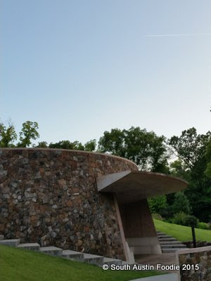 Crystal Bridges Museum James Turrell Skyspace The Way of Color