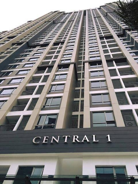 Cho thuê căn hộ Vinhomes Central Park tòa Central 1