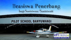 Beasiswa Penerbang untuk Santriwan/Santriwati