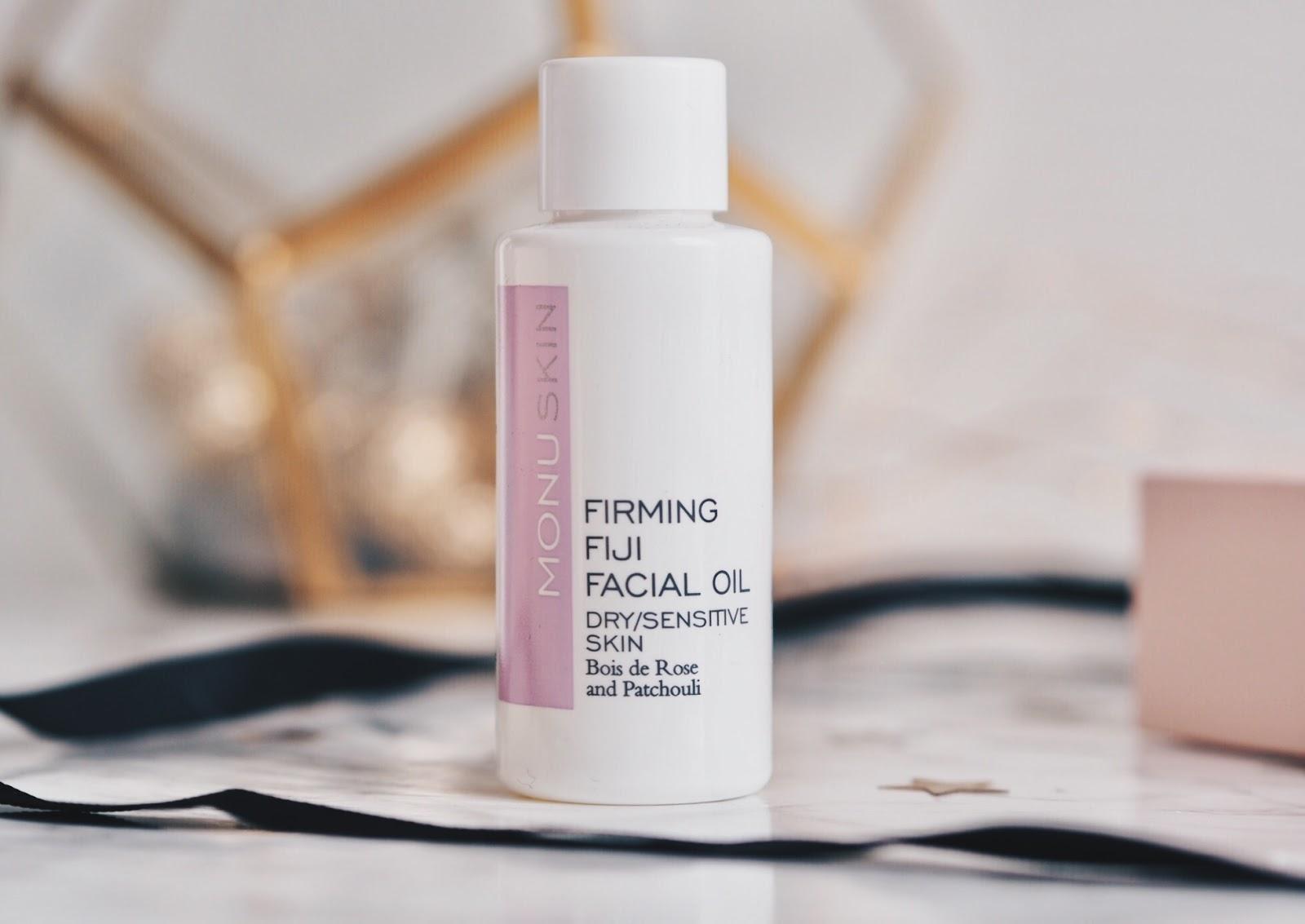Monu Skincare MONU Firming Fiji Facial Oil