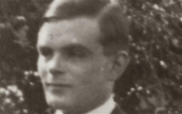 Alan Turing Bletchley Park worldwartwo.filminspector.com