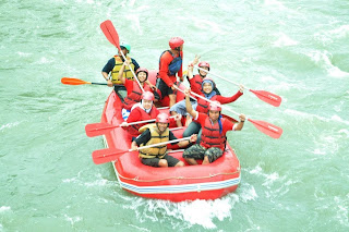 rafting citarum
