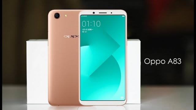 Oppo A83 10 Android Gamers Spek Dewa harga Murah